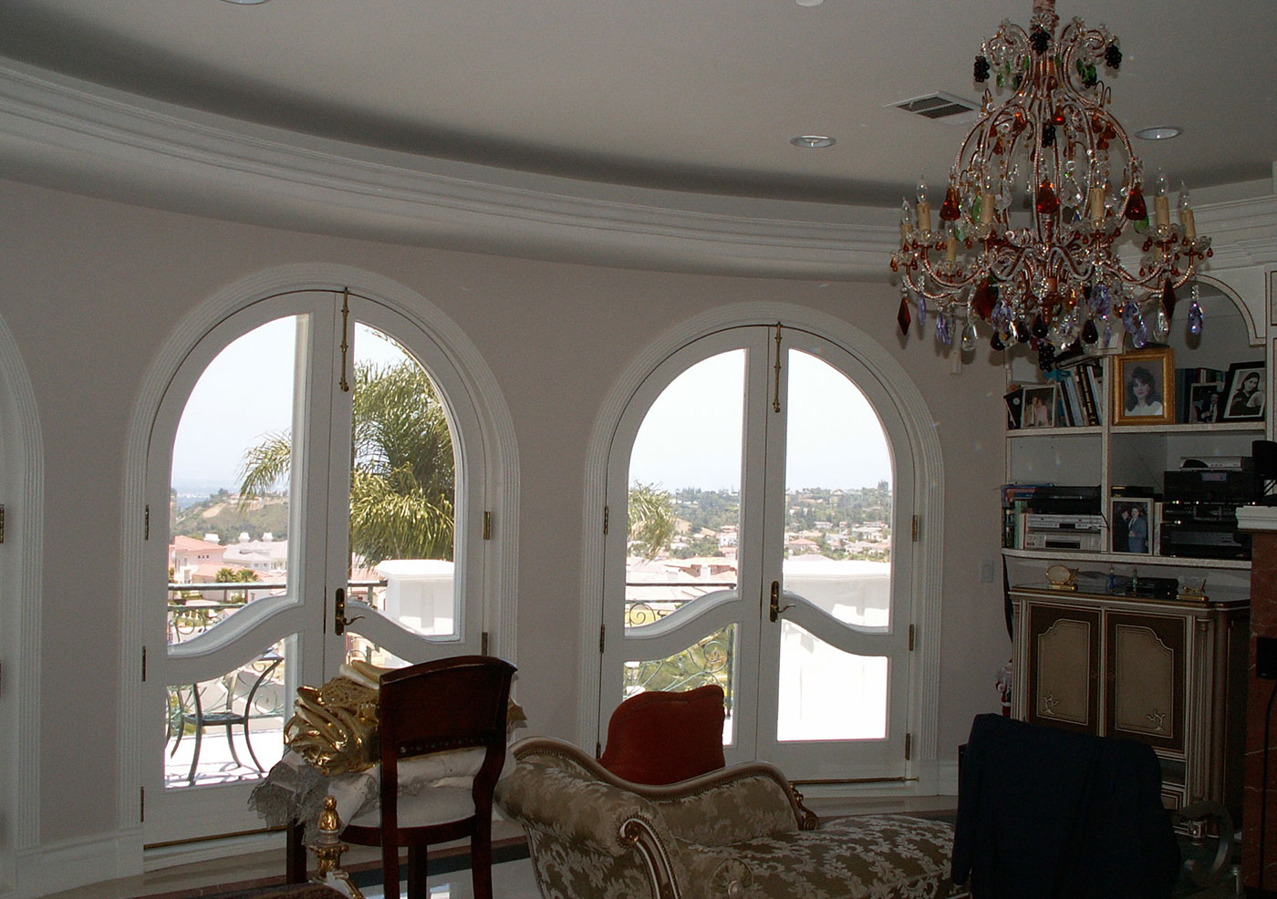 """Baroque-Classical"" style window dressing2"