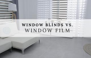 Window Blinds & Window Film